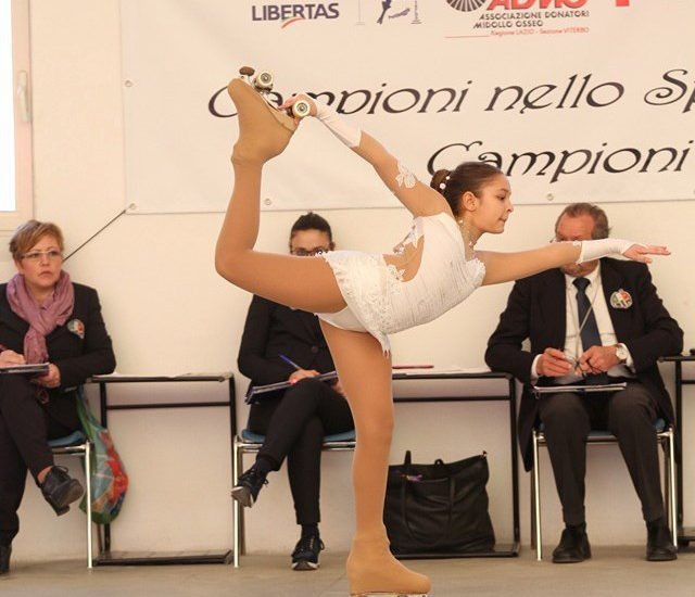 Trofeo Stelline Libertas. Libertas Pilastro