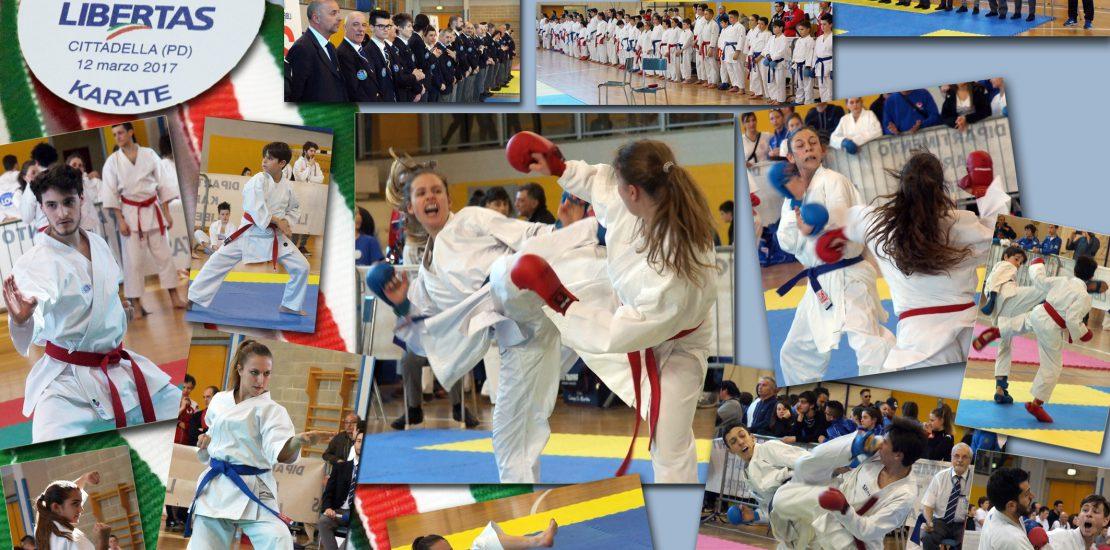 Coppa Italia karate Libertas