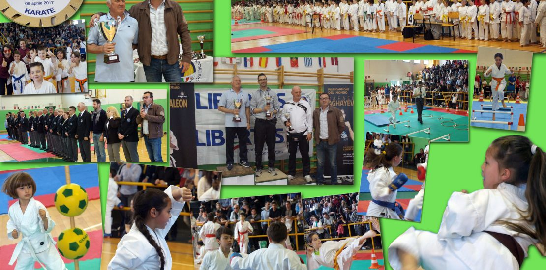 immagini varie Karate Libertas