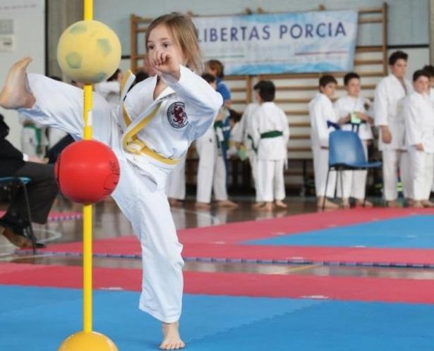 Campionato regionale Libertas di karate