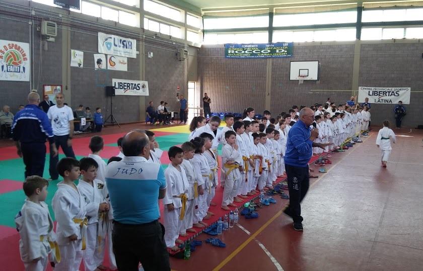 Trofeo Giovani Samurai Judo Libertas