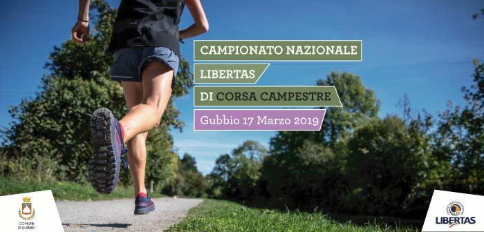 corsa campestre Gubbio 2019