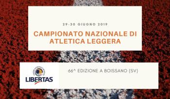 campionato nazionale di atletica leggera