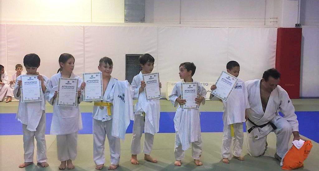 Campionato Provinciale Libertas di Judo