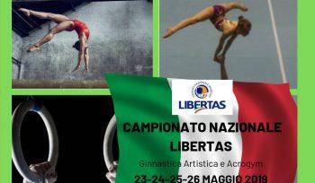 campionato nazionale di ginnastica artistica