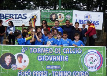 Trofeo di calcio giovanile Memorial Fofò Parisi-Tonino Corso