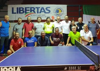 Campionato interprovinciale di Tennis tavolo