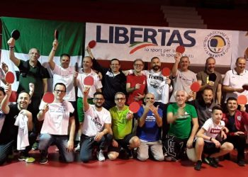 Campionato Regionale Libertas di Tennis tavolo