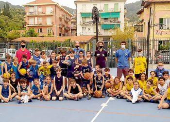 libertas liguria challenge minibasket 2021